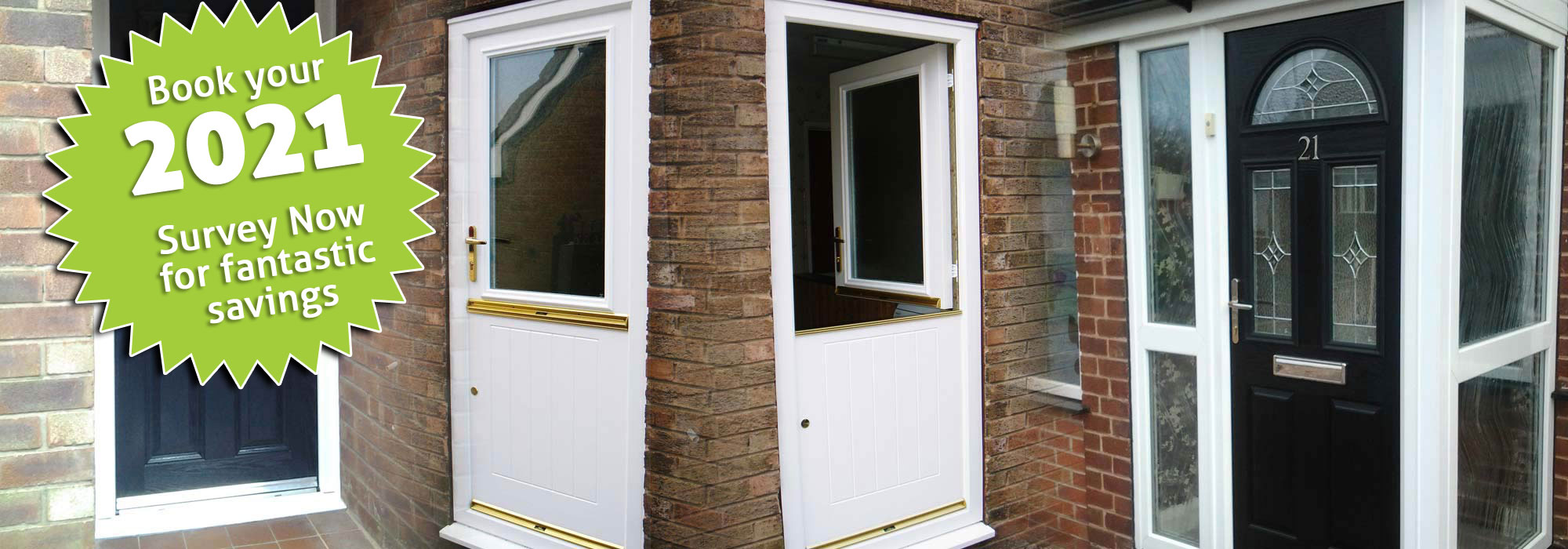 Composite Door Suppliers Wigan